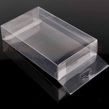 Transparent Custom Design Blister Earphone Gifts Stationery Package Boxes