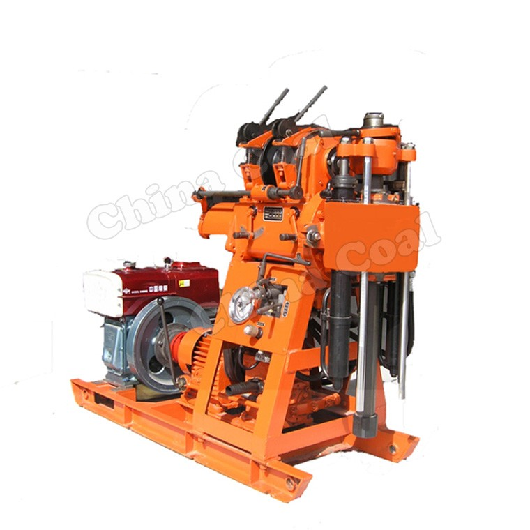 XY-3 Truck Mounted Water Well Drilling Rig For Sale