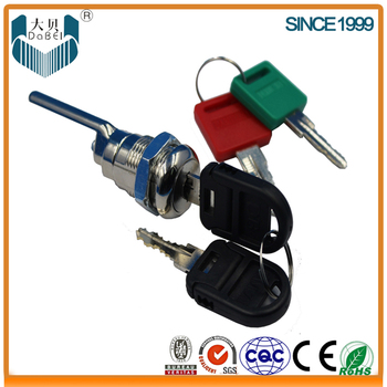 320-1 cam lock with master key & core removable key (M19*L20mm)