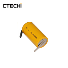 1.2V battery nicd sc 2000mah battery for power tools high discharging current with paper