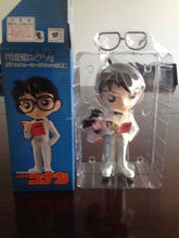 japanese cartoon character boy figures,Conan custom figurine toy