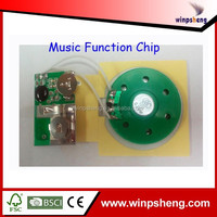 Recordable Sound Chip For Toy/Recordable Voice Button Modules