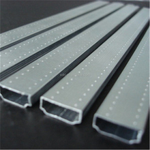 aluminum spacers for IG unit first barrier butyl sealant sealing
