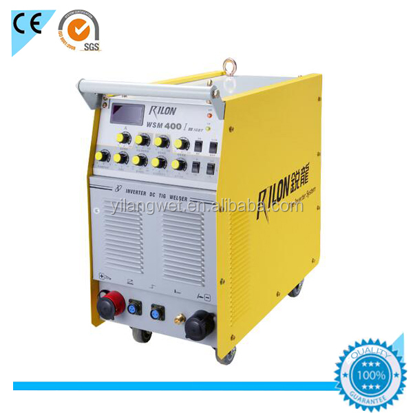 Durable IGBT Inverter AC/DC Tig Welder 400Amp Tungsten Inert Gas Welding