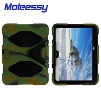 "waterproof military case for samsung galaxy tablet pc 10.1"" tab 3 p5200 p5210"