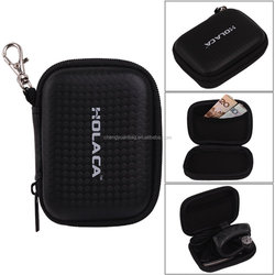 Carrying EVA Case Bag for Bluetooth & Charger Cable and Garmin Edge 25/200/500/520 GPS