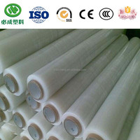 PE LLDPE Material and Moisture Proof Feature stretch film recycled