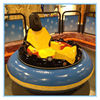 Attraction park games outdoor playground equipment kids bumper car to agent