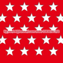 good quality star hole perforated sheet