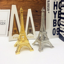 Eiffel tower model metal tower for craft promotion gift
