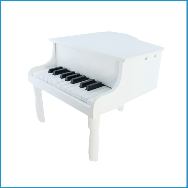 kid toy 18 keys MINI wooden piano, music toy piano, grand upright piano for Children