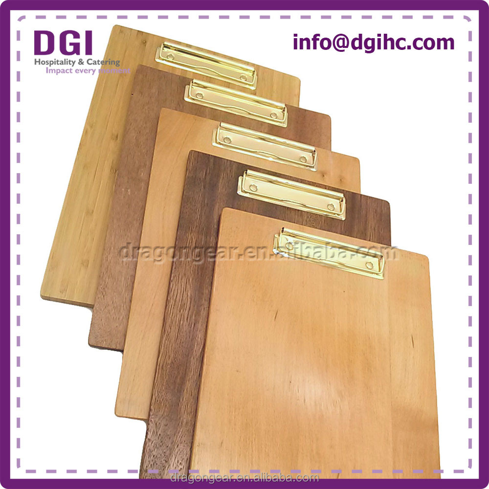 custom-made man-made clip board with stand wholesale price in Alibaba