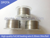 Cheapest Kanthal A1 electrical resistance heating wire heat resistance shield wire