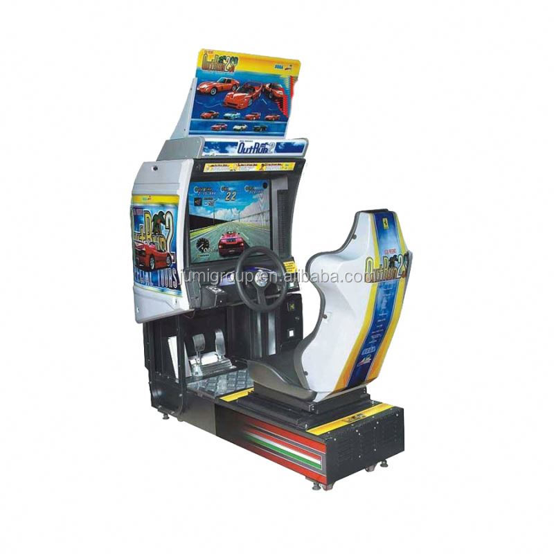 Want earn much money,please choose arcade center simulator amusement car racing car