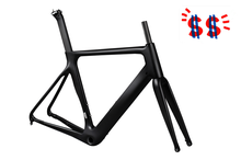 China factory cheap bicycle frame Carbon Fiber Road Bike Frame