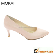 MK07A-1 gentle pink shoes, spring&summer lady shoes official