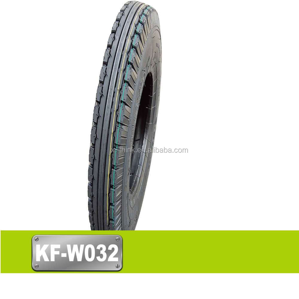 Good Quality ISO9001:2008 motorcycle tire 2.75-21 2.75-19 4.50-12