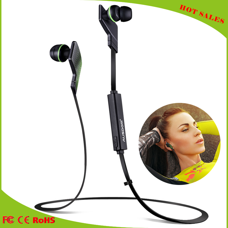 Sport headphones wireless bluetooth 4.1 earphone stereo headset waterproof earphones headphones with mic
