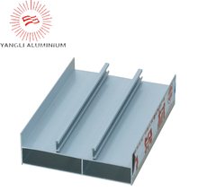 hot sell 6063 alloy extrusion aluminum casement door frame profiles