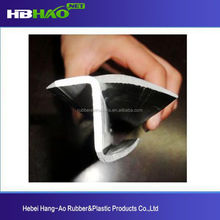 China factory auto sectional garage door self-adhesive rubber seal strip on canton fair