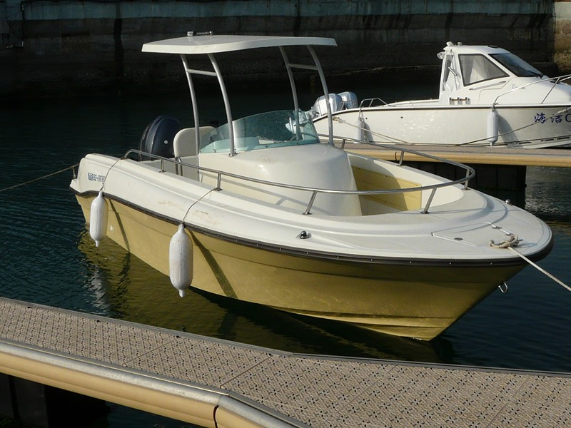 2017 popular fishing boat fiberglass with competitive price for sale