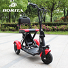 3 wheel 250W adults electric scooter with lithium battery For Adults Scooter