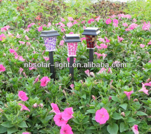 high lumen solar light plastic mosarc outdoor solar garden led lamp