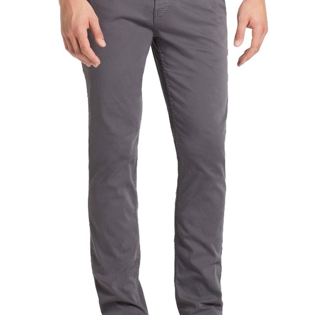 P0013 Wholesale Men Trousers Models Washed Chino Casual Fashion Men's pants