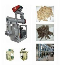 Machine to make wood pellets/wood pellet mills/biomass pellet mill