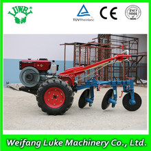 Chinese cheap hand tractors prices with disc plow