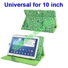 Magic Girl Pattern Universal Leather Case Cover for 10.1 inch Tablet PC with Holder
