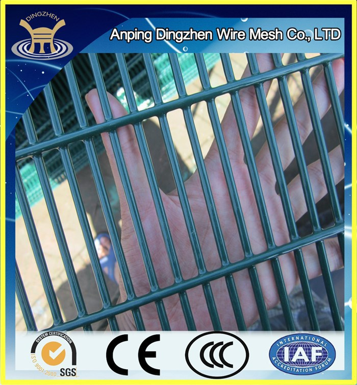 CHINA HOT SELLING high security ISO9001 358 fence/358 fencing for prison