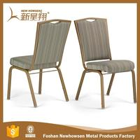 dining room furniture aluminium banquet chair with great price