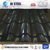 classic colorful stone chip coated metal roof tile sheet for wholesales