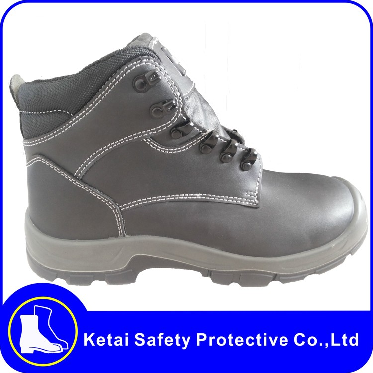 Acid Resistant Welding Safety Shoes