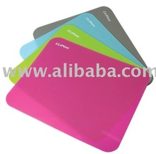 Silicone Optical Mouse Pad