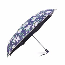 2017 promotion 190T polyester 3 fold umbrella portable solar cooker for plants