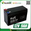 Bluesun 12v 9ah ups battery charger with ISO CE ROHS for computer workstation