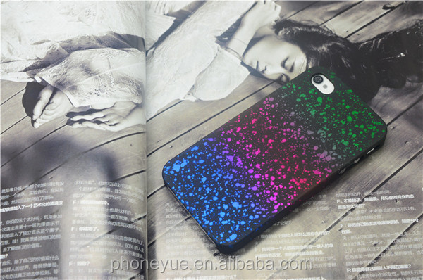 attractive design high quality sublimation cell phone case for iphone4/4s