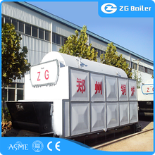 Coal fired low pressure water tube boiler with trade assurance