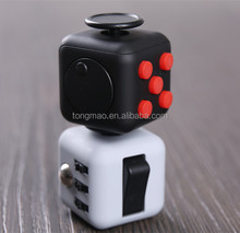2016 best christmas gift magic fidget cube fidget toy for adults