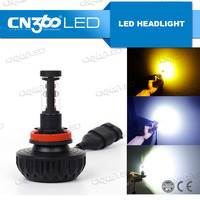LED fog light HB3 HB4 H1 H3 H8 H9 H11 auto head lights for car