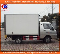 0.5T Refrigerated Van Truck for sale in Foton/Forland Brand for Frozen Food Delivery