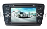 VW car dvd with gps for 2 din wince vw skoda octavia 2015 car dvd
