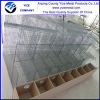 Direct Factory welded wire mesh Mink breeding cage for sale (Gold Supplier)