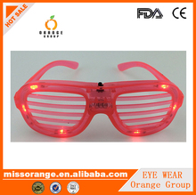 light up sunglasses for christmas festival led party glass for kids light show eyeglass led glass
