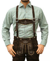 dress shirts , gents shirt , bavarian shirt , check shirt , checkered shirt , casual shirt , oktoberfest shirt