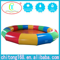 Animal Inflatable Swimming Pool Matteress