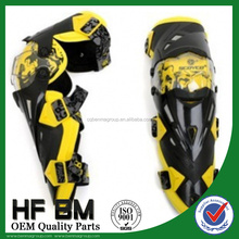 hot sell High impact plastic shells Motorcycle knee Protector, motorcycle knee guard