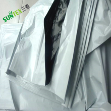 China Manufacture Black and White Panda Film for Blackout Greenhouse/Black-White Poly is UV-Stabilized Plastic Mushroom Film